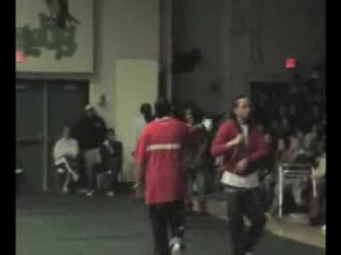 Shot Callaz on The A.C.T.I.V.E School Tour - Palmdale