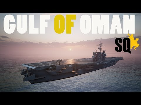 SQUAD - New Map Gulf of Oman|USS Aircraft Carrier First Look