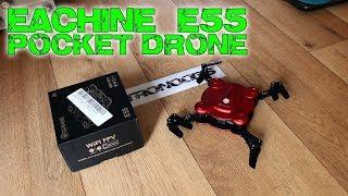 Eachine E55 Mini WiFi FPV drone - REVIEW