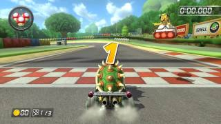 Mario Kart 8 - All 32 Time Trial Tracks
