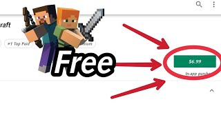 Minecraft Pe free download Android Latest APK
