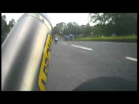 2010 Ulster Grand Prix - Onboard lap with Ian Lougher