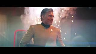 Star Trek Discovery: Battle against AI (Epic Star Trek Space Battle WITH No Spoilers!!)