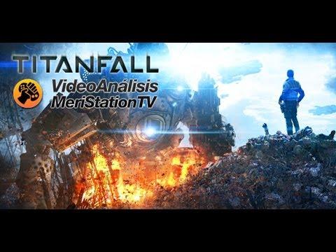 TITANFALL, Vídeo Análisis en MeriStation