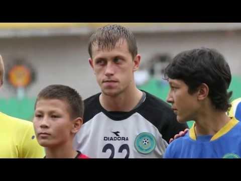 Александр Петухов ФК Тобол Костанай