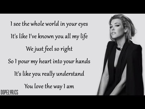 Better Place - Rachel Platten (Lyrics)