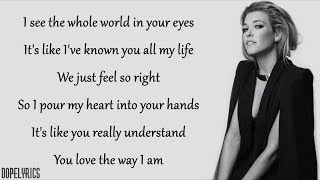 Better Place - Rachel Platten (Lyrics)