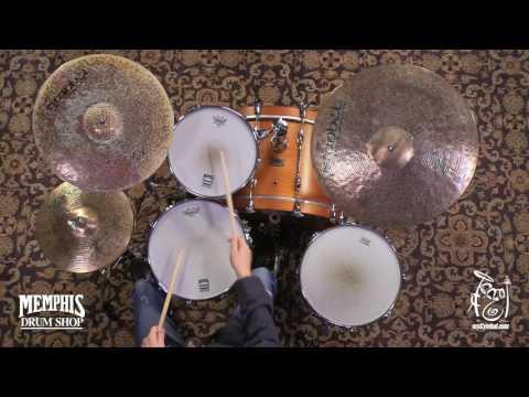 "Istanbul Agop 17"" Turk Crash Cymbal - 1090g (TC17-1122016J)"