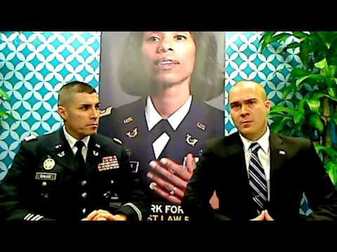 US Army JAG LiveChat - Internship Program