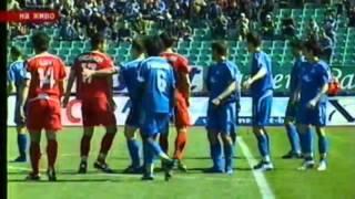 ЛЕВСКИ (Сф) - ЦСКА (Сф) - 07. 04. 2007 - Първо полувреме - Част 3/3