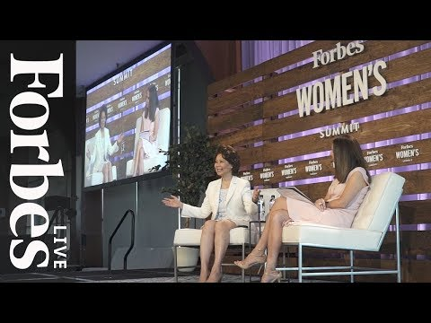 Secretary Elaine Chao's Rise To Power | Forbes Live