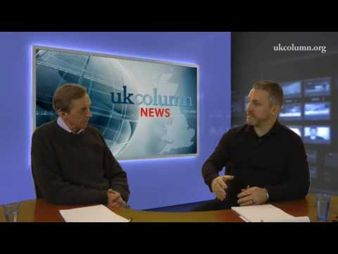The Mortgage Ponzi Scheme SCAM   UK Column with Anthony Carlin
