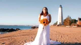 Melissa and Mark's Wedding Highlight: 10/7/16 at Lighthouse Point Park