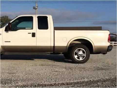 2005 Ford F-250 SD Used Cars Athens AL