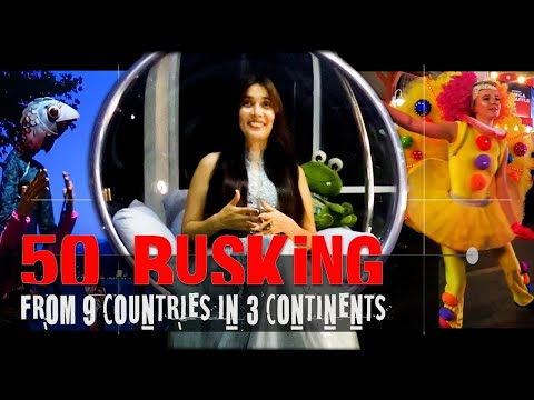 AMAZING FIFTY STREET PERFORMANCES/ BUSKING AT WORLD STAGE FROM 9 COUNTRIES IN 3 CONTINENTS