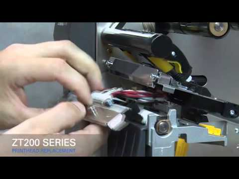 ZT220 Industrial Printer Support