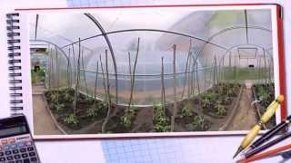 Купить теплицу в Киеве для выращивания овощей и рассады(, 2014-07-31T15:05:42.000Z)
