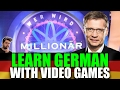 Learn German With Games! (+Subtitles) | Let's Play 'Who Wants To Be A Millionaire?' | VlogDave