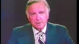 From youtube.com: Walter Cronkite {MID-257252}