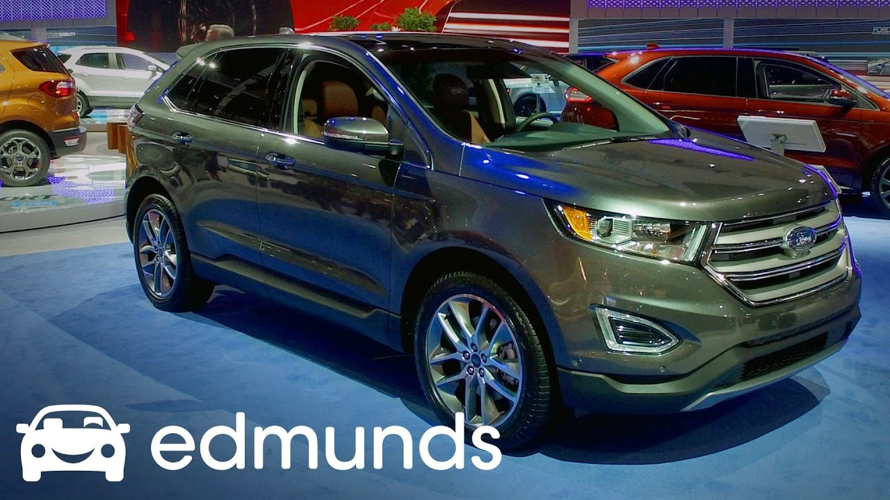 Ford Edge Review Features Rundown Edmunds