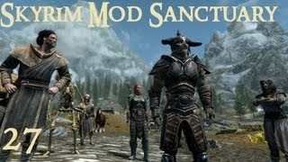 Skyrim Mod Sanctuary 27 - UFO Ultimate Follower Overhaul