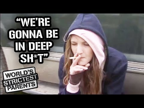 Teens Steal Truck and Leave The Farm | World's Strictest Parents