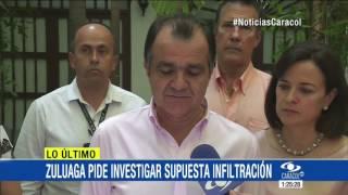 Legitimidad de elección Santos queda en entredicho: Óscar Iván Zuluaga