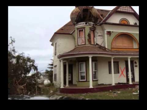 """We still have faith"".. Tornado in Delmont, South Dakota- May 10, 2015"