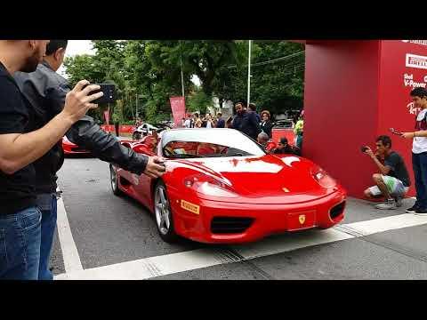 Encontro 70 anos Ferrari São Paulo