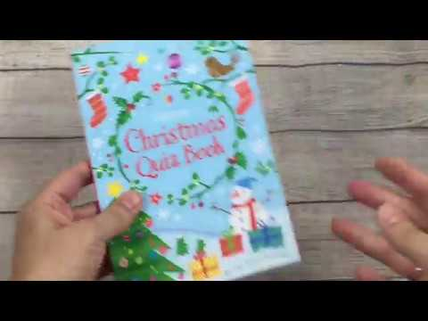 A Look Inside The Usborne Christmas Quiz Book