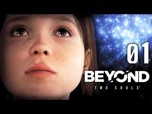 超能力を持った少女の人生【BEYOND:Two Souls】01