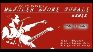 Majulir Ejoni Suwali Zubeen Garg Remix By DJ RC NAYAB