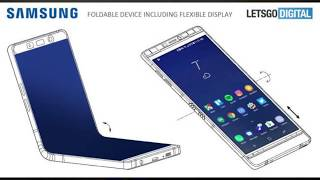 Galaxy S9 RELEASE DATE LEAKED!! | Galaxy X Foldable Phone Photo Renders | Galaxy S9 Battery