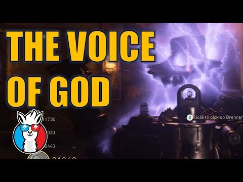 Activate Voice of God - Final Reich Call of Duty WW2 Zombies
