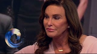Caitlyn Jenner: 'Being transgender is very difficult' - BBC News
