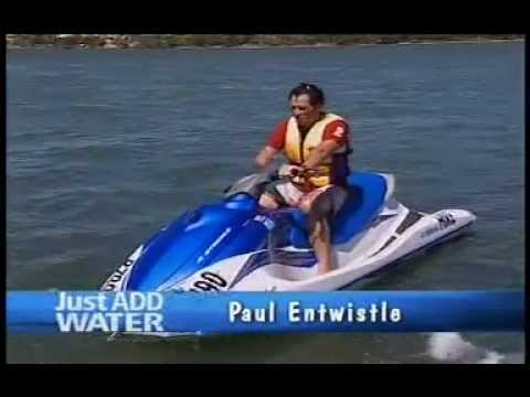 Stag Watersports Jet Ski Hire - Channel 9 Series - Just Add Water
