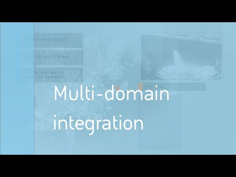 Multi-domain integration: how it could support humanitarian relief missions