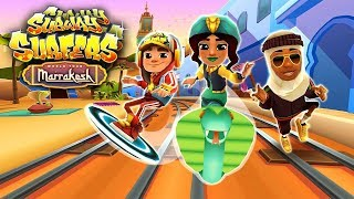 SUBWAY SURFERS - MARRAKESH Gameplay Trailer ANDROID GAMES on GplayG