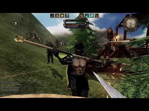 Mortal Online PvP 2017 Siege Defense
