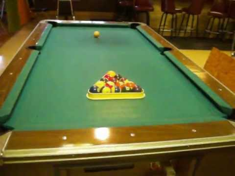 Coin Slot Pool Tables For Sale Online Poker News - Coin operated pool table parts
