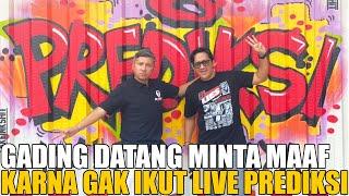 Download GADING DATANG MINTA MAAF KARNA GAK IKUT LIVE.. SEBELUM KE NEW YORK