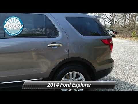 Used 2014 Ford Explorer XLT, Cape May Court House, NJ V19029A