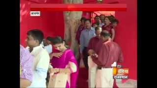Unmarried youngsters celebrated Diwali at Shadi Dev Temple in Ajmer