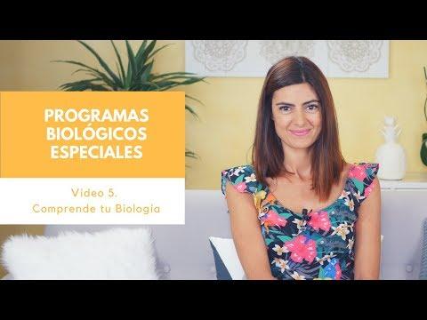 Programas Biológicos Especiales. Video 5
