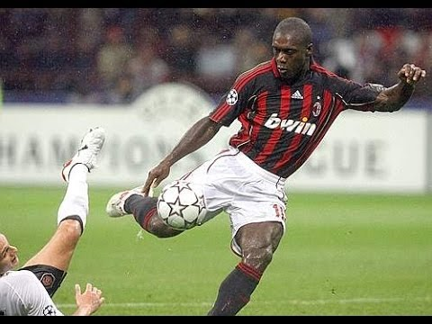 Seedorf in the Champions League History Mp3