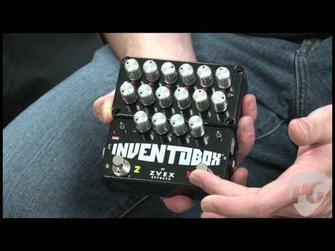 Video Review - ZVex Inventobox