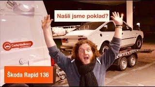 Škoda Rapid 136 | Našli jsme poklad?
