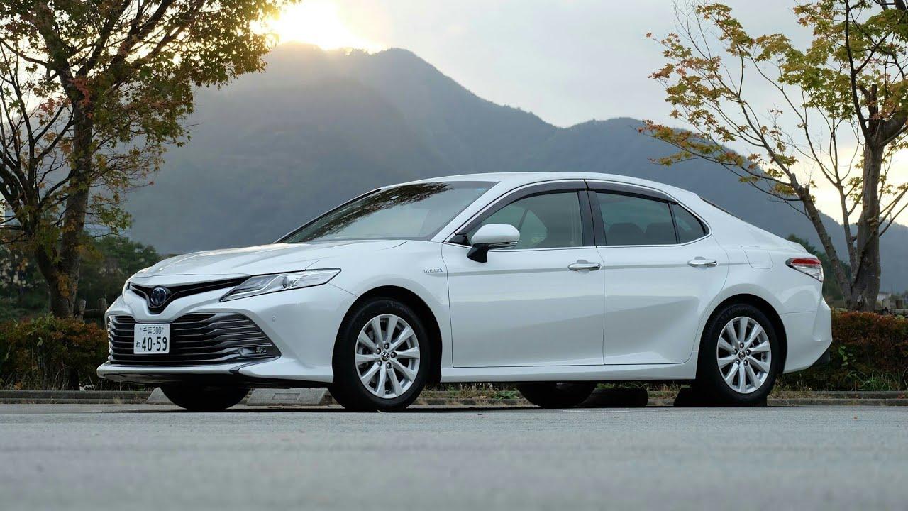 All New Camry Headlightmag Remote Grand Avanza ร ว Toyota Hybrid Tnga ลองข บจากโตเก ยวถ งคาวาก จ โกะ