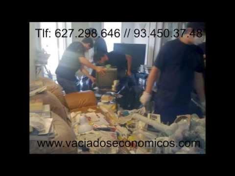 Vaciado de pisos recogida de muebles sacar trastos pintar pisos barcelona youtube - Vaciado de pisos barcelona ...