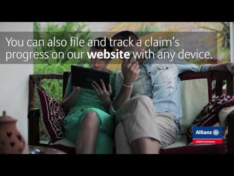 NEW Features Make Filing an Allianz Travel Insurance Claim Easier!